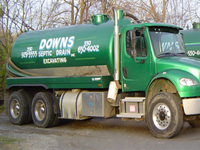 Downs Drain Cleaning and Septic Service Web Site